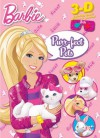 Purr-fect Pets (Barbie) - Mary Man-Kong, Golden Books