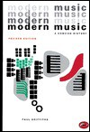 Modern Music: A Concise History - Paul Griffiths