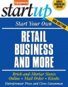 Start Your Own Retail Business and More (StartUp Series) - Entrepreneur Press