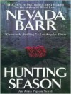 Hunting Season (Anna Pigeon, #10) - Nevada Barr