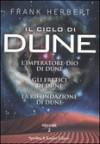 Il ciclo di Dune: L'imperatore dio di Dune /Gli eretici di Dune/La rifondazione di Dune Vol.2 - Frank Herbert, Giampaolo Cossato, Sandro Sandrelli, Viviana Viviani