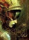 Sci-Fi Art: 30 Postcards - John Freeman