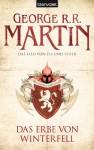 Das Lied von Eis und Feuer 02: Das Erbe von Winterfell - George R.R. Martin