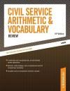 Civil Service Arithmetic & Vocabulary Review - Peterson's, Peterson's