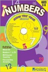 Numbers Sing Along Activity Book with CD (Sing Along Activity Books with CDs) - Kim Mitzo Thompson, Karen Mitzo Hilderbrand