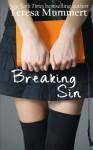 Breaking Sin - Teresa Mummert