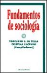Fundamentos de Sociologia - Torcuato S. Di Tella, Cristina Lucchini