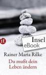Du mußt Dein Leben ändern: Über das Leben (insel taschenbuch) (German Edition) - Rainer Maria Rilke, Ulrich Baer