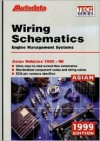 Wiring Schematics - Engine Management Systems - Asian Vehicles 1986-98 - Autodata, Thomson Delmar Learning Inc.