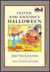 Oliver and Amanda's Halloween - Jean Van Leeuwen, Ann Schweninger