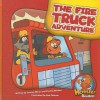 The Fire Truck Adventure (Herbster Readers: Level 4) - Joanne Meier, Cecilia Minden, Bob Ostrom