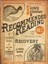 Recovery (Electric Literature's Recommended Reading) - Helen DeWitt, Halimah Marcus