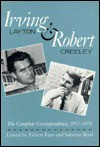 Irving Layton and Robert Creeley: The Complete Correspondence, 1953-1978 - Ekbert Faas, Irving Layton, Robert Creeley, Sabrina Reed