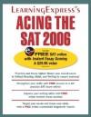 Acing The Sat 2006 (Acing The Sat) - Learning Express LLC