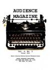 Audience Magazine (No. 15) - M. Stefan Strozier, Peter Nyman, Kyle Torke