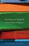 Starting an English Literature Degree - Andrew Green
