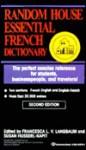 Essential French Dictionary - Francesca Langbaum
