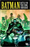 Batman: Battle for the Cowl Companion - David Hine, Christopher Yost, Fabian Nicieza, Joe Harris, Jeremy Haun, Tom Mandrake, Pablo Raimondi, Jim Calafiore, Royal McGraw