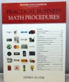 "Business Math Handbook to Accompany ""Practical Business Math Procedures, 10e"" - Jeffrey Slater"