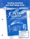 Civics Today: Citizenship, Economics and You, Reading Essentials and Note-Taking Guide Workbook - Glencoe McGraw-Hill, McGraw-Hill Publishing