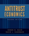 Antitrust Economics - Roger D. Blair, David L. Kaserman