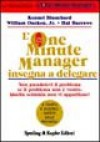 L'One Minute manager insegna a delegare - Kenneth H. Blanchard