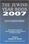 Jewish Year Book 2007 - Stephen W. Massil