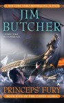 Princeps' Fury - Jim Butcher