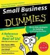 Small Business for Dummies (Audio) - Eric Tyson, Jim Schell, Brett Barry