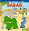 New Adventures Of Babar - Laurent de Brunhoff