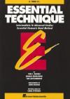 Essential Technique: E-Flat Tuba: Intermediate to Advanced Studies - Rhodes Biers