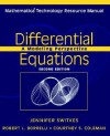 Differential Equations, Mathematica Technology Resource Manual: A Modeling Perspective - Courtney S. Coleman