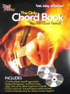 The Only Chord Book You Will Ever Need! [With 2 CDs] - John McCarthy, Steve Gorenburg