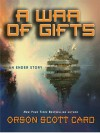 A War of Gifts (Ender's Saga #1.5) - Scott Brick, Orson Scott Card, Stefan Rudnicki