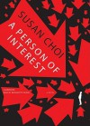 A Person of Interest [With Earbuds] (Audio) - Susan Choi, Bernadette Dunne