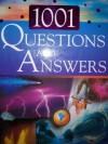 1001 Questions And Answers - Simon Mugford, Alexander Gordon Smith, Sally Delaney, Nicola Baxter