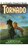Tornado (Trophy Chapter Books) - Betsy Byars, Doron Ben-Ami