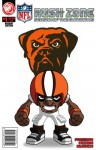 NFL Rush Zone: Season Of The Guardians #1 - Cleveland Browns Cover - Kevin Freeman, M. Goodwin