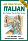 Just Listen 'n Learn Italian [With CD] - Listen 'N' Learn