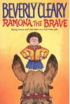 Ramona the Brave (Avon Camelot Books ) - Beverly Cleary, Alan Tiegreen, Tracy Dockray