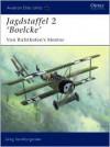 Jagdstaffel 2 Boelcke: Von Richthofen's Mentor - Greg Vanwyngarden