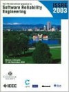 14th International Symposium on Software Reliability Engineering - Institute of Electrical and Electronics Engineers, Inc.