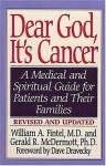 Dear God, It's Cancer - William Fintel, Gerald McDermott