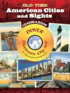 Old-Time American Cities and Sights CD-ROM and Book - Carol Belanger Grafton, Carol Belanger-Grafton