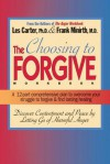 Choosing to Forgive Workbook - Les Carter