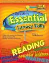 Webster's Essential Literacy Skills: Reading, Grade 3 - Troy Akiyama, Merriam-Webster, Encyclopaedia Britannica