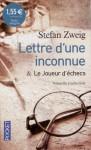 Lettre d'une inconnue & Le Joueur d'échecs - Stefan Zweig, Pierre Malherbet