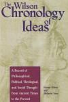 The Wilson Chronology of Ideas - George Ochoa, Melinda Corey
