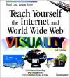Teach Yourself the Internet and World Wide Web Visuallytm - maranGraphics Development Group, Paul Whitehead, Ruth Maran
