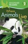 Where Animals Live - Brenda Stones